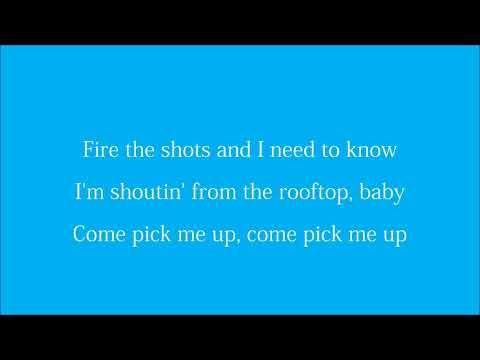 Nico Santos - Rooftop Lyrics HQ