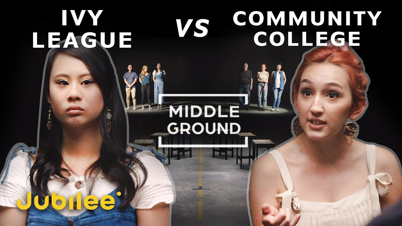 Download Ivy League vs Community College: Which Education Is Better?