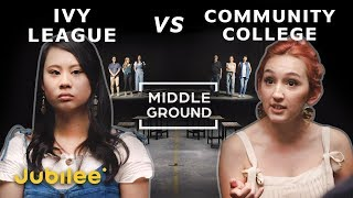 Ivy League vs Community College: Which Education Is Better? | Middle Ground
