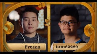 [ES] Fr0zen vs tom60229 - HCT World Championship Finals