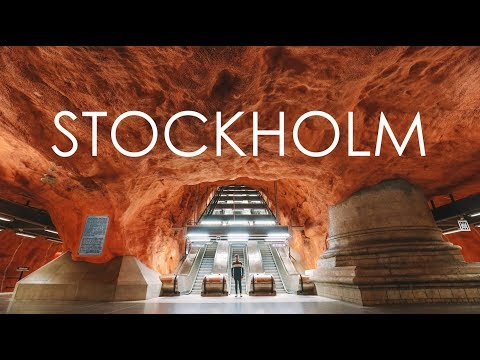 12 Things To See and Do In Stockholm, Sweden