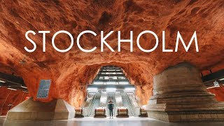 12 Things To See and Do In Stockholm, Sweden thumbnail