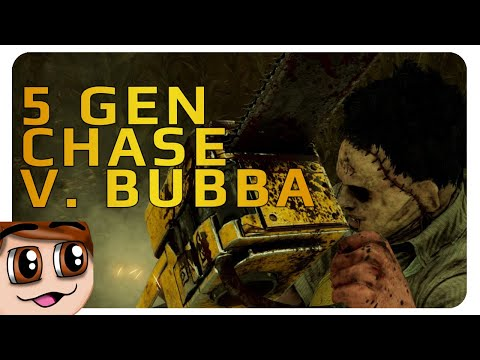 5 Gen Leatherface Chase At Rank 1! 😲😲 Only 2 Pallets Dropped! 🤯🤯