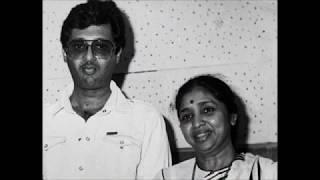Asha Bhosle_Zindagi Hai Char Din (Teri Meri Kahaani; Hemant Bhosle, Anjaan; 1982)