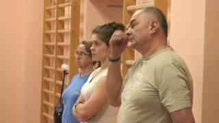 """Akcja """"Obudź Borsuka"""" - wizyta na Oddziale Leczenia Otyłości MSZ w Olsztynie"""