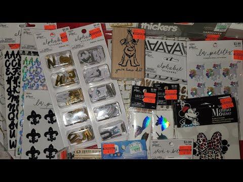 Hobby Lobby 75% Off Craft Clearance