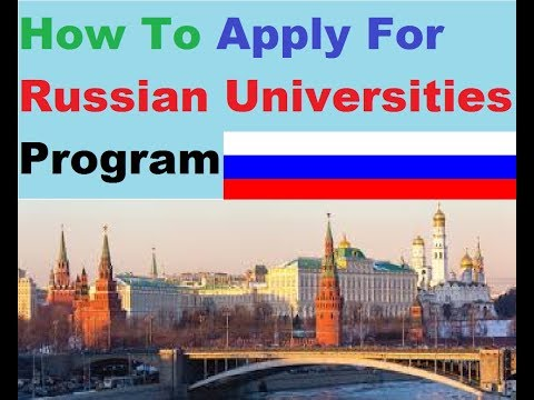 Russia | Get Universities Detail And Apply