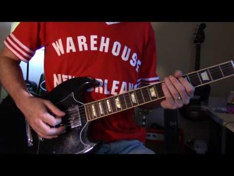 alte schwarz neil young gitarre