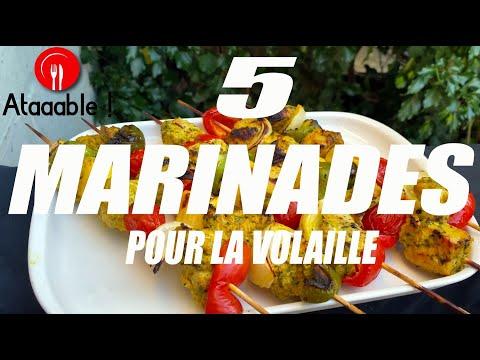 5-marinades-pour-la-volaille