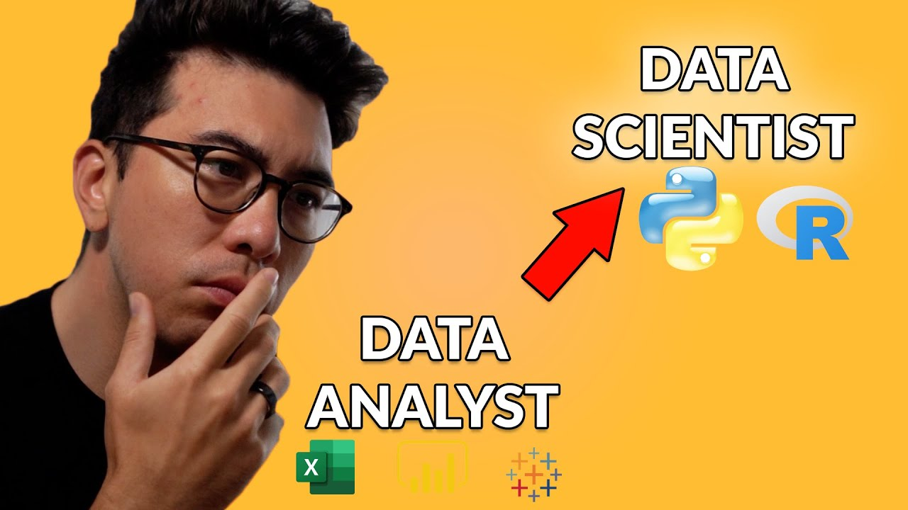 How to Go From Data Analyst to Data Scientist