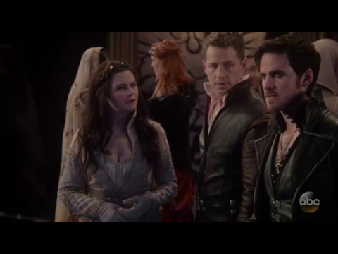 Once Upon A Time 6x21  6x22 Regina Will use  Magic -Henry Helps Emma Escape Season 6 Episode 21 & 22
