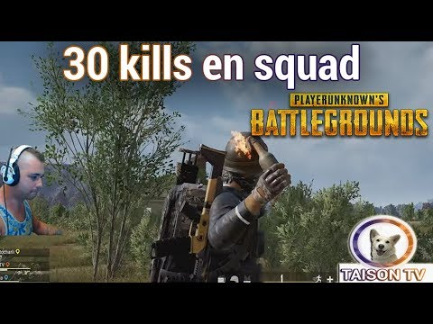 30 Kills en Squad! el Buen Erangel! PlayerUnknown's Battlegrounds thumbnail