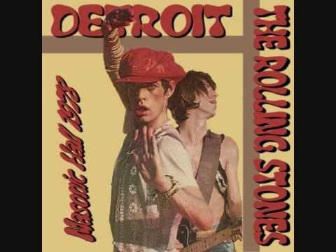 Rolling Stones - Live 1978 - Detroit