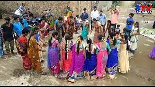 Banjara Teej Celebrations and Boys N Girls Dance at Vattimalla ! Sircilla District // 3TV BANJARAA