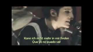 Tokio Hotel - Ich Bin Nicht Ich [Live] ~lyrics