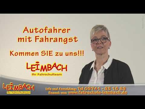 Autofahrer mit Fahrangst Fahrschule Leimbach Bad Kissingen Bad Brückenau