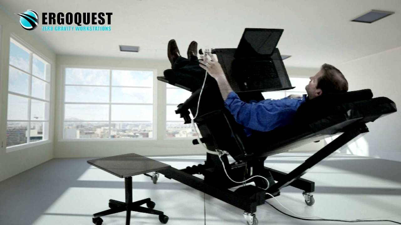 What Is A Zero Gravity Chair Covers Rental In Brooklyn Recliner Laptop Computer - Youtube
