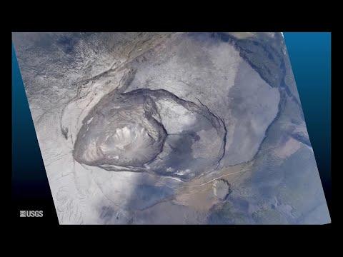 Kīlauea Volcanos summit