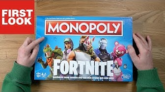 Monopoly Fortnite Edition: Würfel statt Gamepad