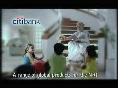 Citibank Nri Business Tvc