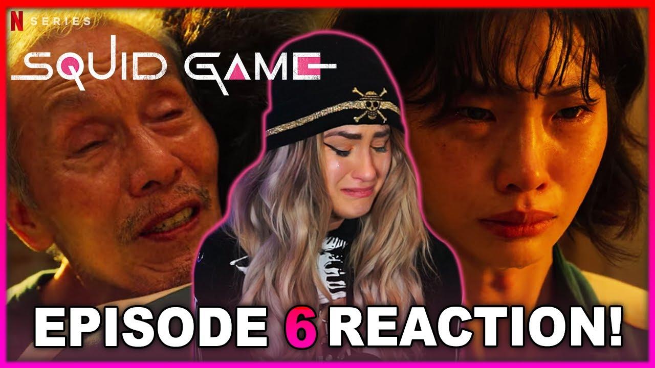 Download Gganbu 😭| Squid Game Episode 6 REACTION!