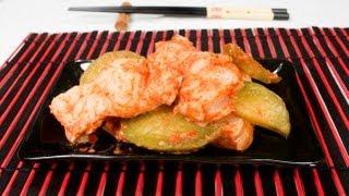 Панчани (корейская закуска) видео рецепт