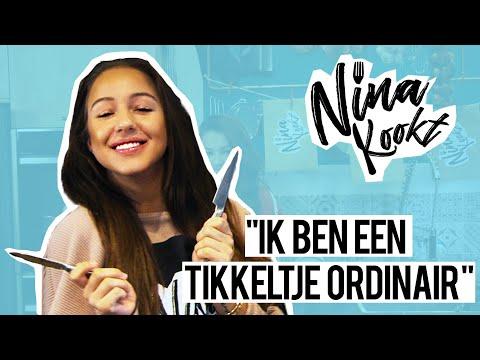 SOPHIE MILZINK vertelt NINA over HAAR RELATIE | Nina Warink Kookt! - CONCENTRATE VELVET