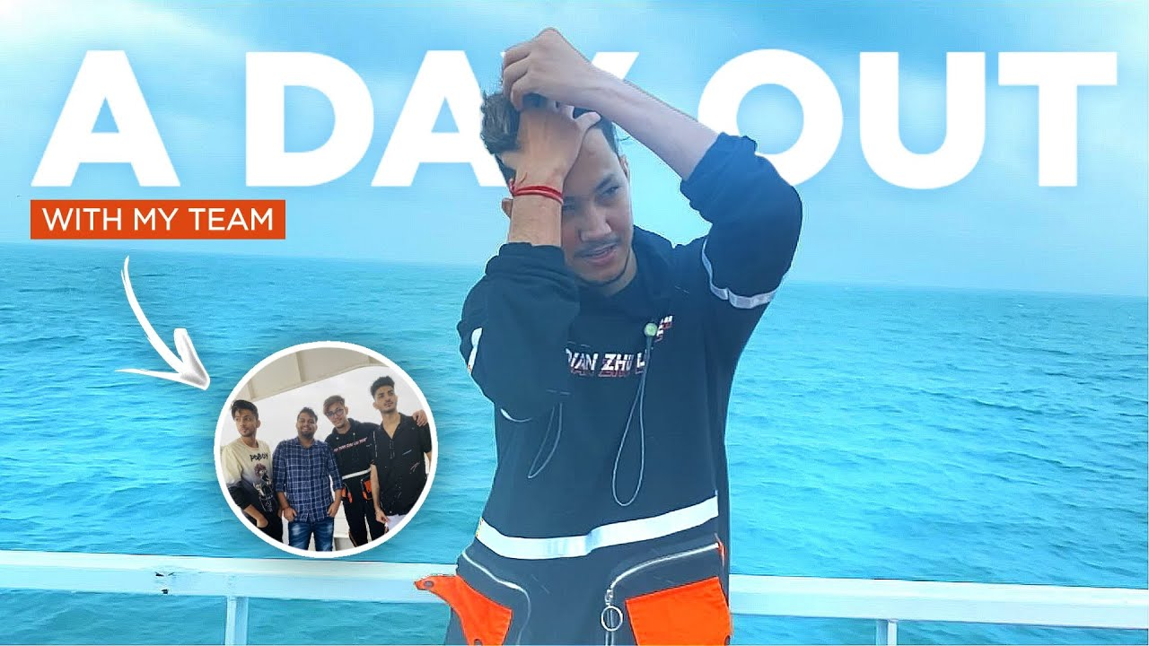 A DAY OUT WITH TEAM ELITE    FULL MASTI    VLOG 10
