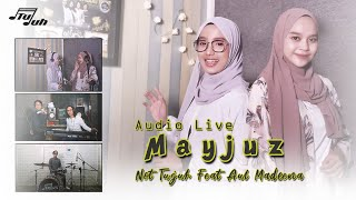 NOT TUJUH LIVE - MAYJUZ (COVER) Ft Aul Madeena