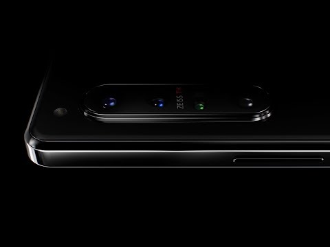 Xperia 1 II - Built For Speed