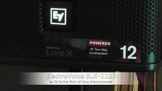 EV ELX-112P Sound Quality