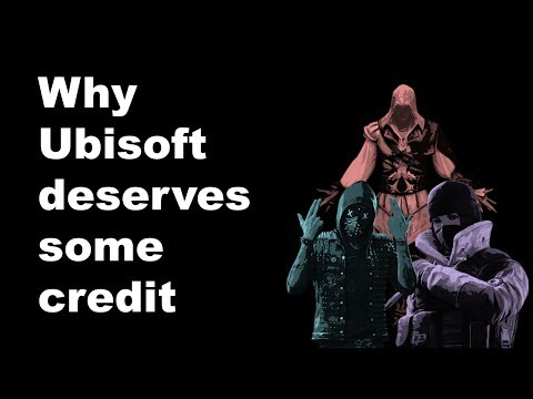 In Defense of Ubisoft
