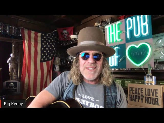 Big Kenny's Peace Love & Happy Hour Live w Micki Free May 23rd 2020