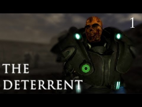 Fallout New Vegas Mods: The Deterrent - Part 1