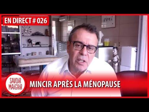 Mincir Après La Ménopause - Consultation Avec Jean-Michel Cohen #26