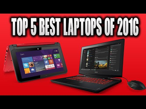 Top 5 Best Laptop To Buy In 2016