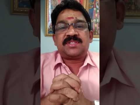 Medam Rasi 2017_2018 prediction by Chandran Panicker