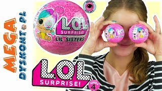 LOL Surprise • LiL Sisters EYE SPY seria 4