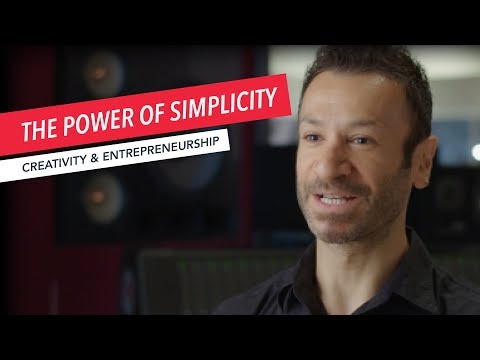 Editing, Reduction, and the Power of Simplicity | Berklee Online | Creativity & Entrepreneurship