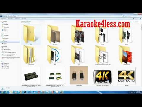 How to add more song into your karaoke player KTV-8868E KTV-8868D