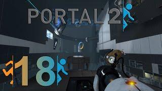 PORTAL 2 [HD+] #018 - Wir schweben ★ Let
