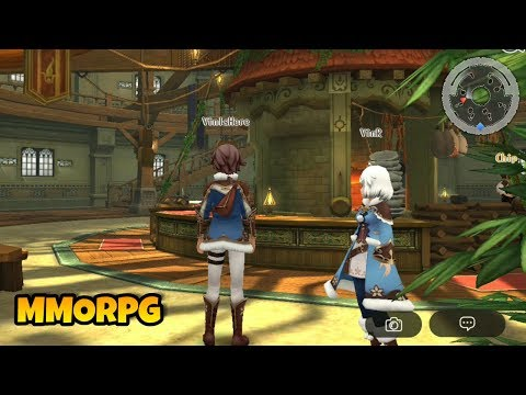Top 10 Best MMORPG Android, IOS Games 2018 #3