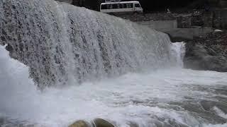 Amazing Waterfall in Pakistan, Kutton Waterfall, Neelam Valley, AJK, Pakistan