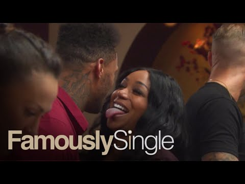 "Tiffany ""New York"" Pollard & David McIntosh Hook Up | Famously Single | E!"