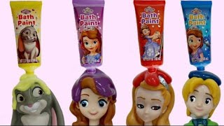 Princess Sofia The First Bath Paint Soap | Toys Unlimited