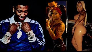NBA Youngboy Show Fans Herpes Bump Ari Said Thot Gave G Herbo Herpes...DA PRODUCT DVD