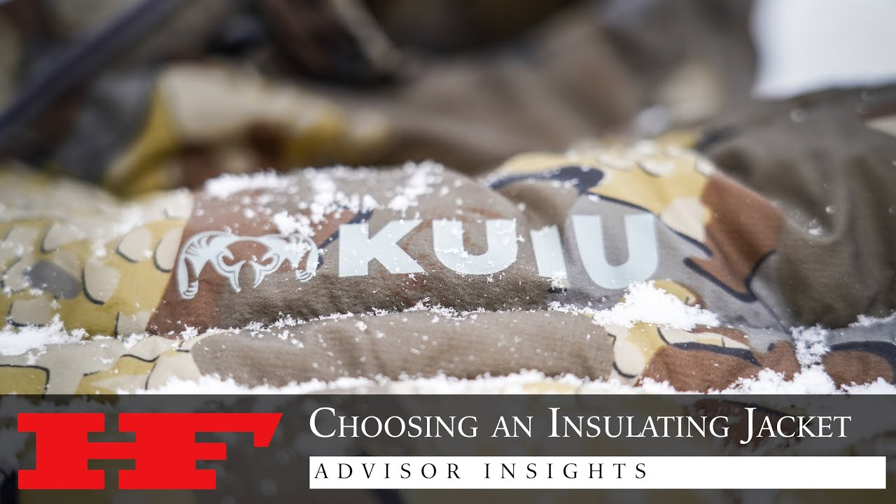 Down Jackets vs Synthetic | ADVISOR INSIGHTS: KUIU Insulation Comparison