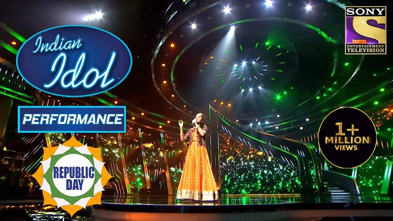 Download Anjali के Patriotic Performance ने किया सब को Inspire! | Indian Idol Season 12