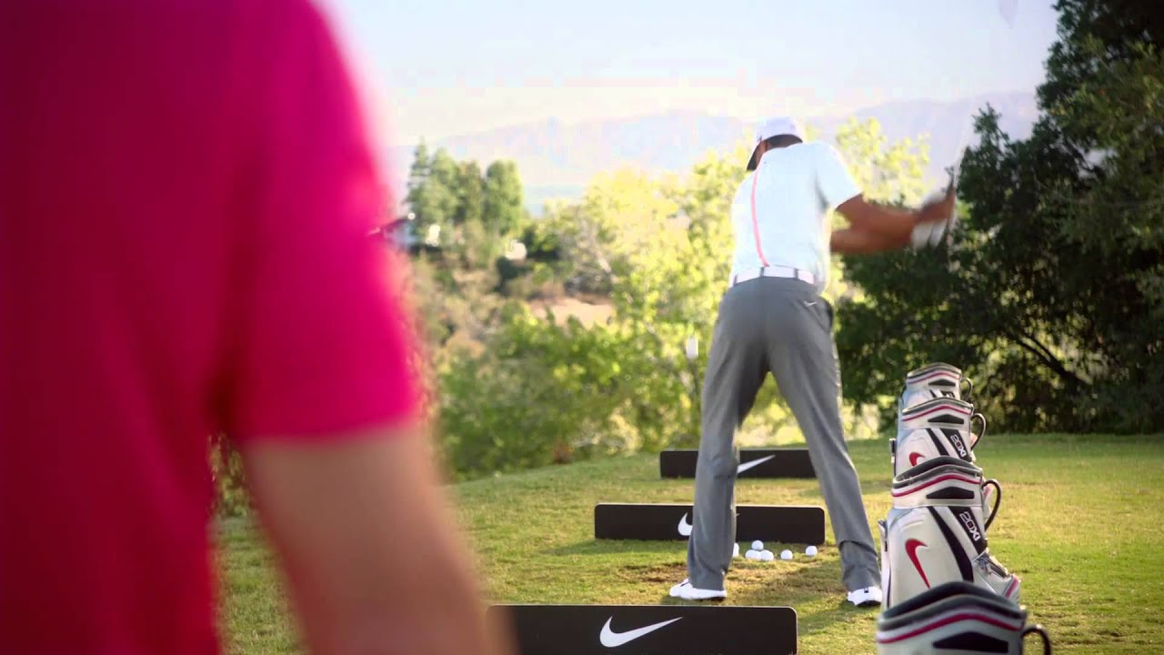 Explícitamente asentamiento Rápido  Tiger Woods and Rory McIlroy - Nike Golf - YouTube
