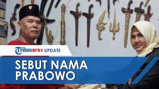 Raja Baru King of The King di Tangerang Sebut Prabowo Jadi Bagiannya, Bertugas Urus Pesawat Tempur